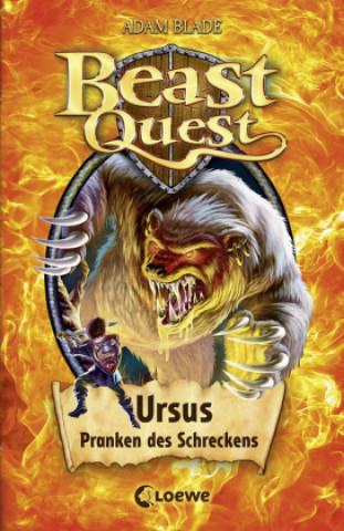 Beast Quest 49 - Ursus, Pranken des Schreckens