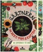 Gärtnern in Beet, Topf & Kasten