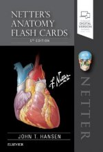 Netter's Anatomy Flash Cards