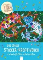Das große Sticker-Kreativbuch