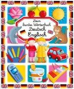 Dein buntes Wörterbuch Deutsch Englisch