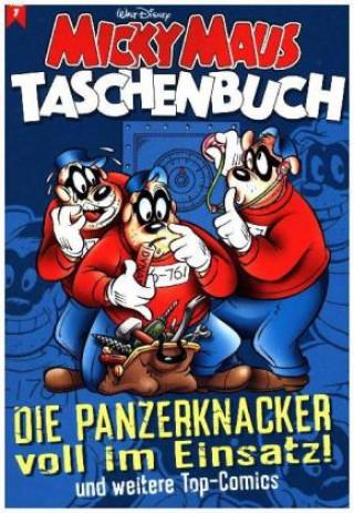 Micky Maus Taschenbuch 07
