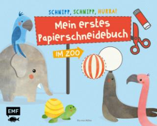 Mein erstes Papierschneidebuch - Im Zoo