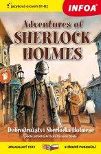 Adventures of Sherlock Holmes /Dobrodružství Sherlocka Holmese