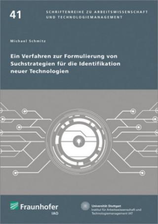 Ein Verfahren zur Formulierung von Suchstrategien für die Identifikation neuer Technologien.