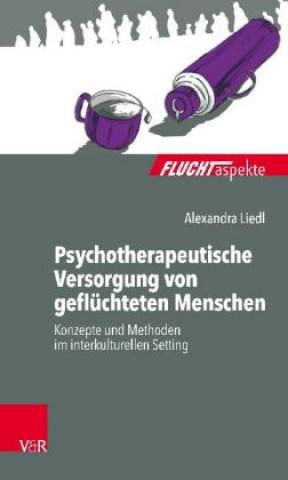 Psychotherapeutische Versorgung von geflüchteten Menschen