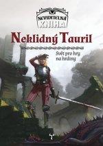 Neklidný Tauril Neviditelná kniha