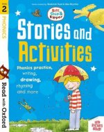 Read with Oxford: Stage 2: Biff, Chip and Kipper: Stories and Activities