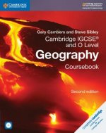 Cambridge IGCSE (TM) and O Level Geography Coursebook with CD-ROM