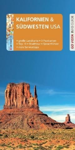 Go Vista Info Guide Reiseführer Kalifornien & Südwesten USA
