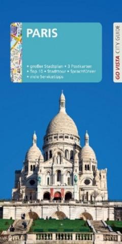 Go Vista City Guide Reiseführer Paris