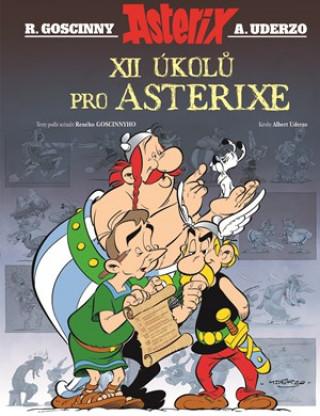 Asterix XII úkolů pro Asterixe
