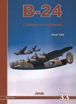 B-24 Liberator Handbook 1.díl