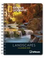 National Geographic Landscapes 2019 Diary
