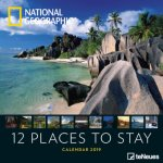 National Geographic 12 Places to stay 2019