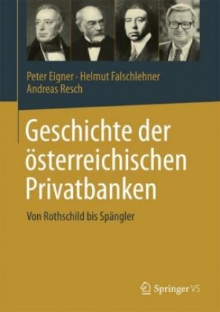 Geschichte der osterreichischen Privatbanken