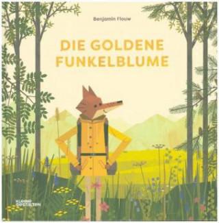 Die Goldene Funkelblume