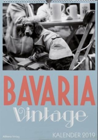 Bavaria vintage - Kalender 2019