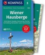 KOMPASS Wanderführer Wiener Hausberge, m. 1 Karte