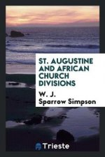 St. Augustine and African church divisions
