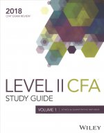 Wiley Study Guide for 2018 Level II CFA Exam