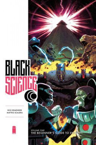 Black Science Premiere Hardcover Volume 1 Remastered Edition