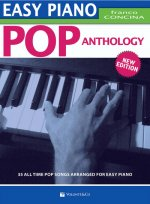 EASY PIANO POP ANTHOLOGY