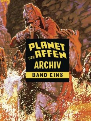 Planet der Affen Archiv. Bd.1