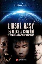 Lidské rasy, evoluce a chování