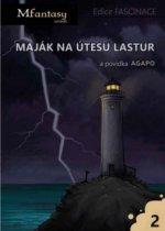 Maják na útesu lastur a povídka Agapo