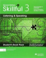 Skillful Second Edition Level 3 Listening and Speaking Premium Student's Pack
