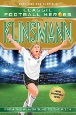 WORLD CUP FOOTBALL HEROES KLINSMANN
