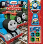 Thomas & Friends: Movie Theater Storybook & Movie Projector, Volume 1