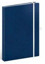 Notes Vivella tečkovaný modrý/bílý