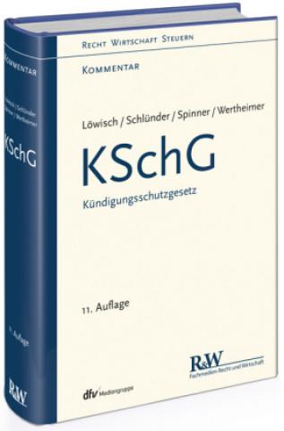 KSchG Kündigungsschutzgesetz, Kommentar