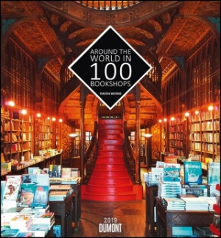 Around the world in 100 Bookshops 2019