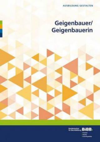 Geigenbauer/ Geigenbauerin