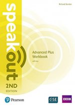Speakout Advanced Plus 2nd Edition Workbook with Key