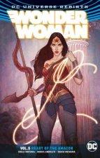 Wonder Woman Volume 5: Heart of the Amazon. Rebirth