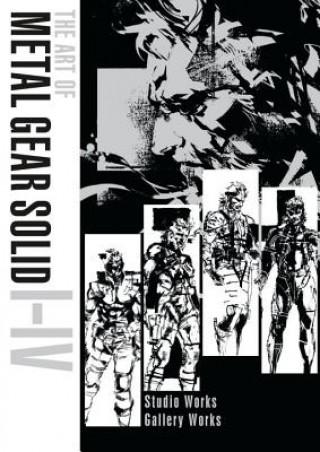 Art Of Metal Gear Solid I-iv