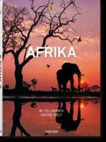 National Geographic. In 125 Jahren um die Welt. Afrika