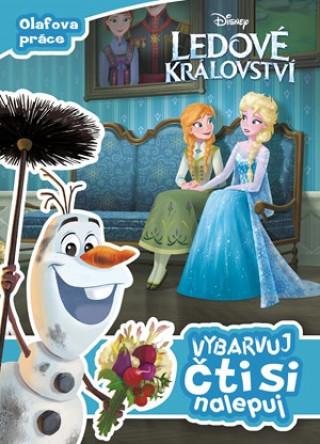 Ledové království Olafova práce