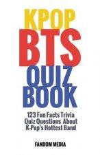 Kpop Bts Quiz Book