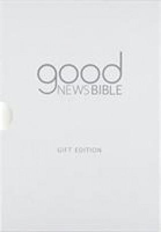 Good News Bible Compact White Gift Edition