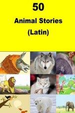 50 Animal Stories (Latin)