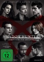 Shadowhunters. Staffel.2, 5 DVDs