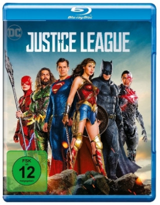 Justice League, 1 Blu-ray