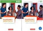 Kursbuch mit Video-DVD (Gesamtband) und Arbeitsbuch (Gesamtband) mit Audio-CD. 2 Bde.