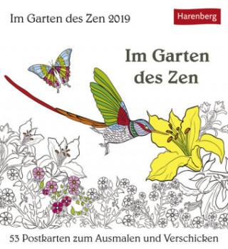 Im Garten des Zen 2019