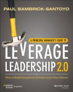 Leverage Leadership for Principal Managers